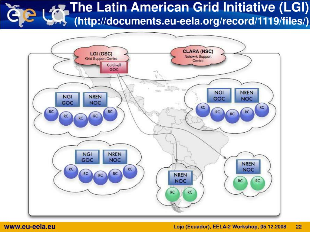 The Latin American Grid Initiative (LGI)
