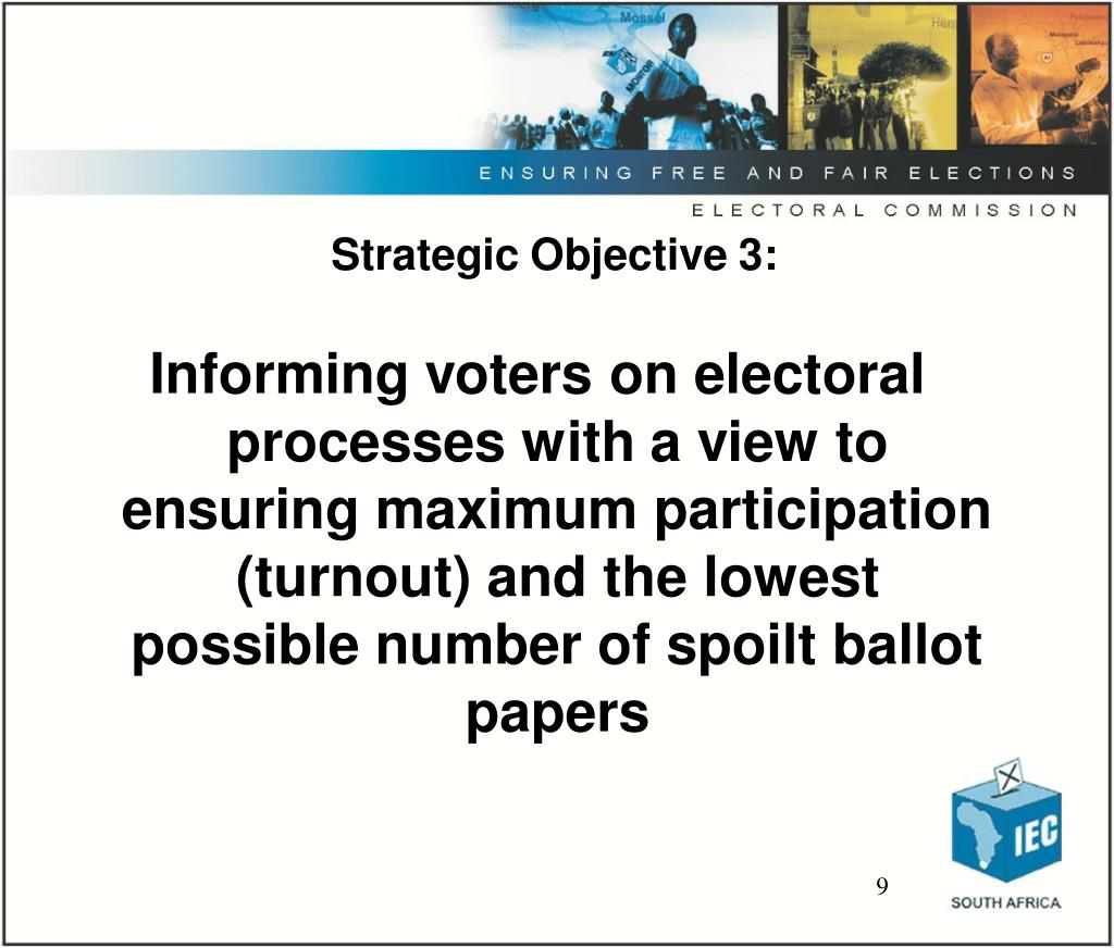 Strategic Objective 3: