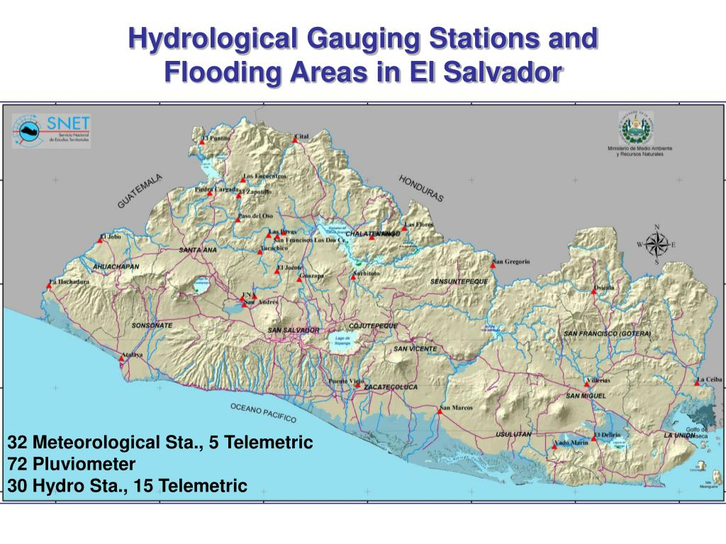 Hydrological Gauging Stations and