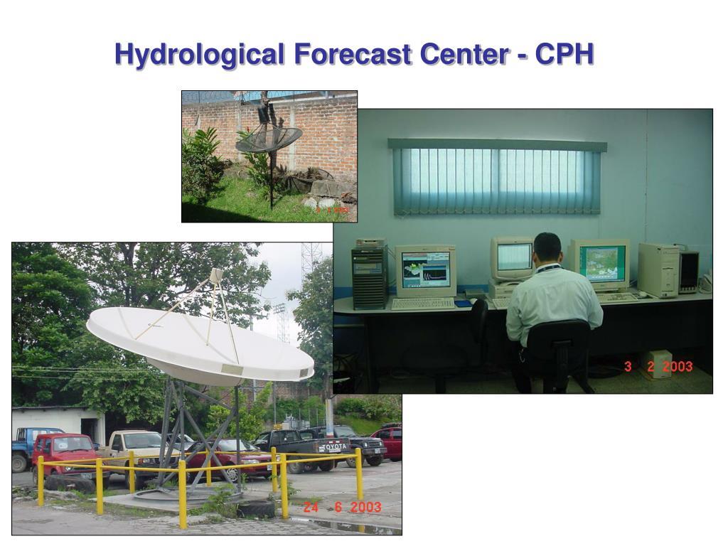 Hydrological Forecast Center - CPH