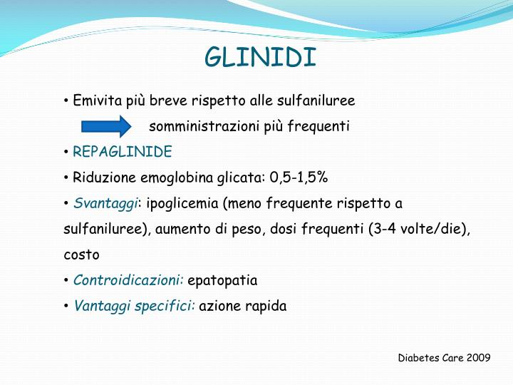 GLINIDI