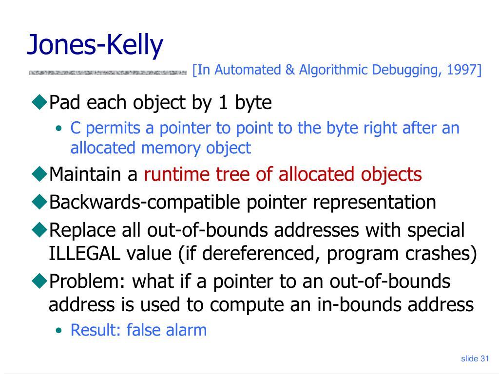 Jones-Kelly