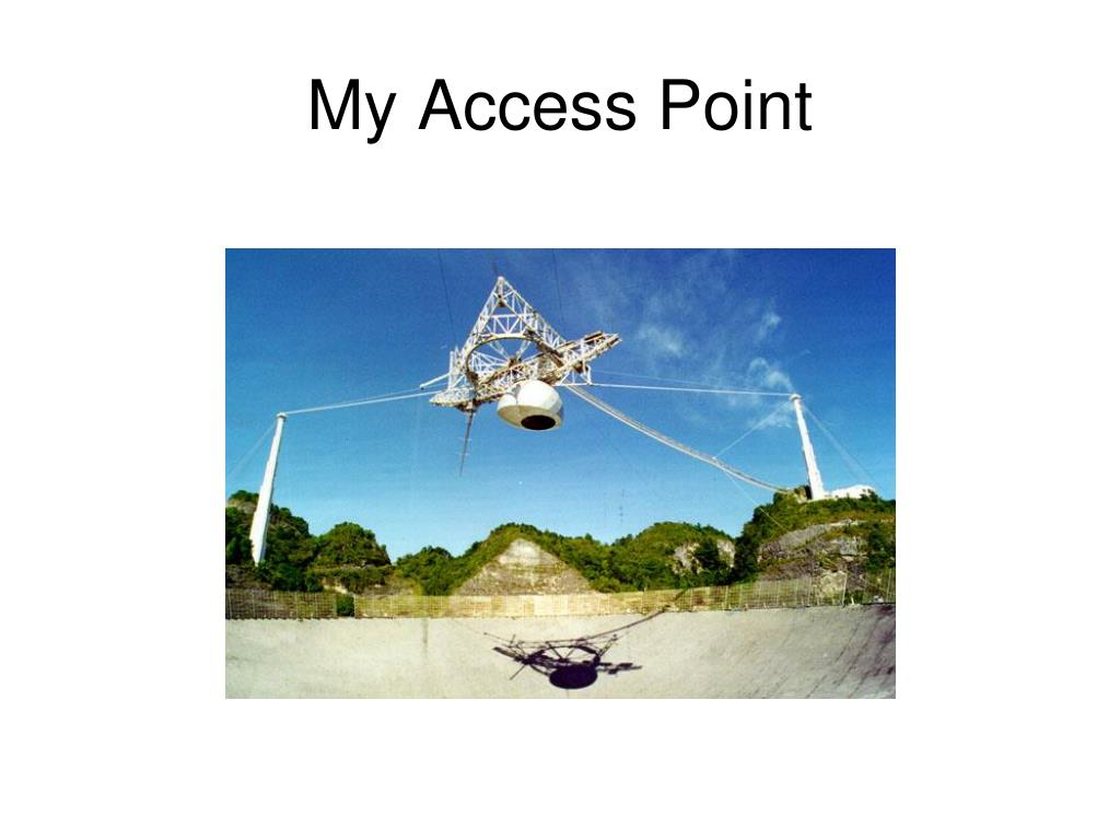 My Access Point