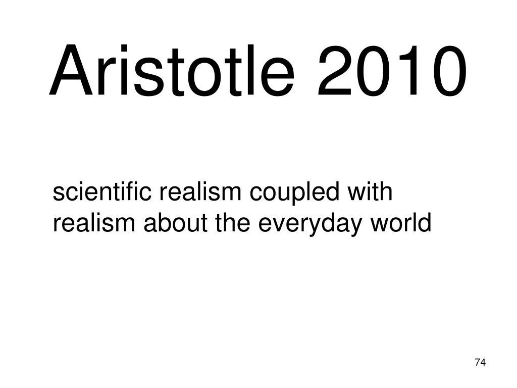 Aristotle 2010