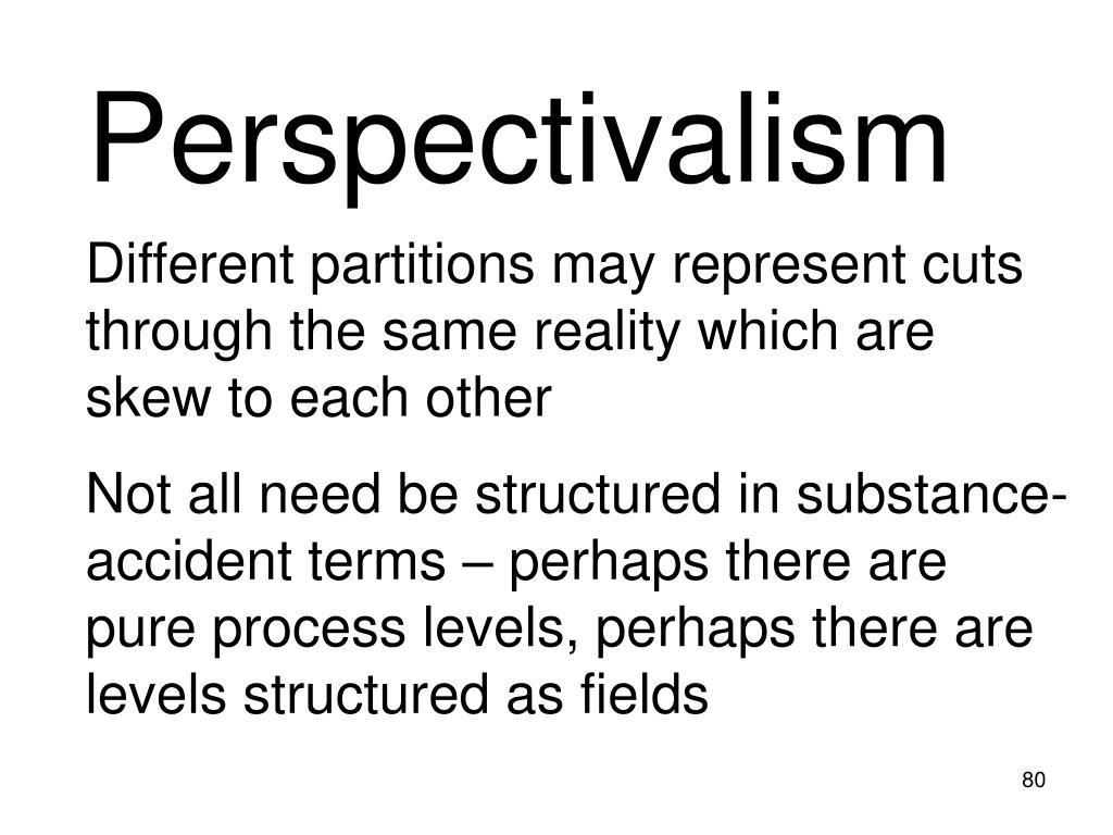 Perspectivalism