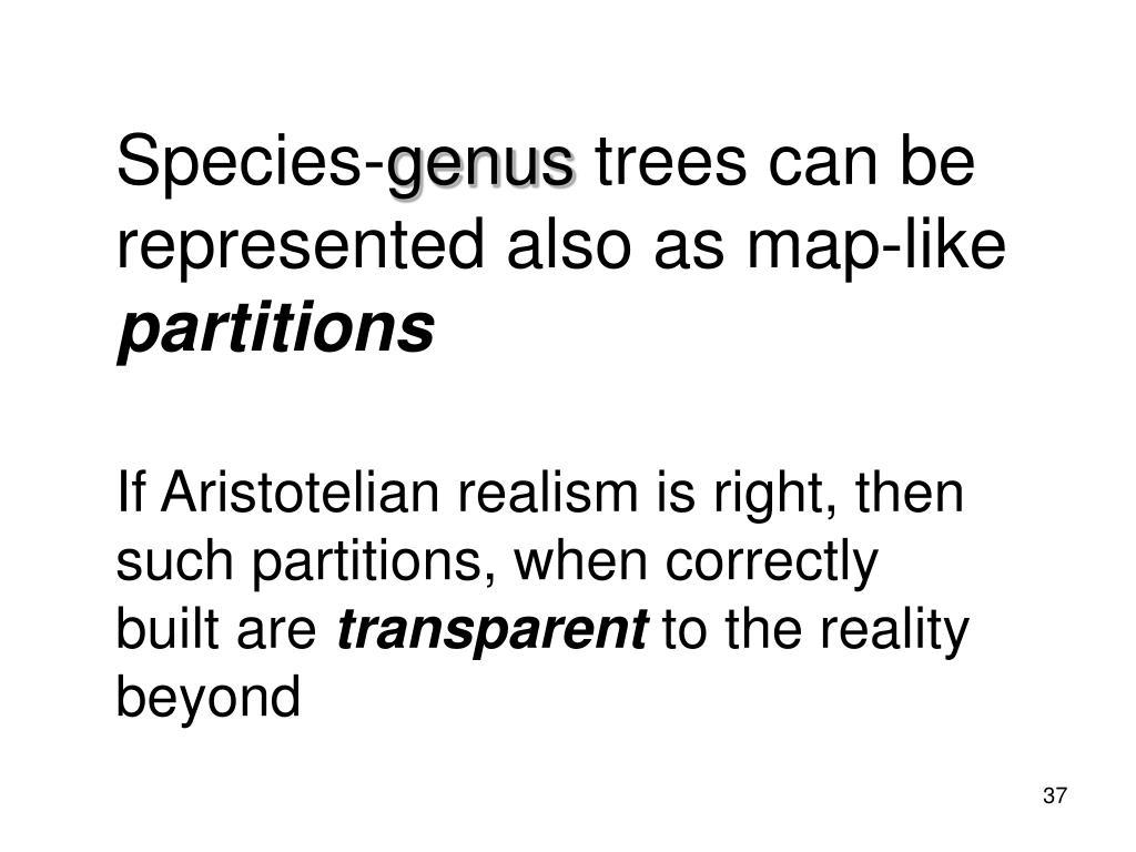 Species-