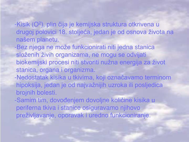 -Kisik (O