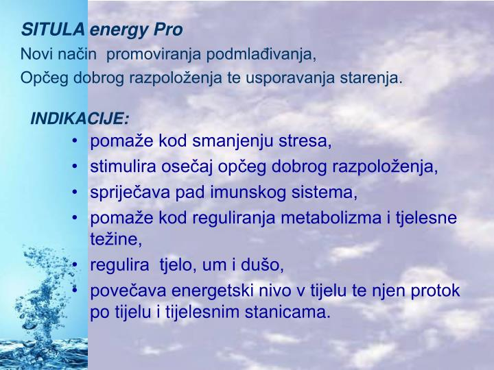 SITULA energy Pro