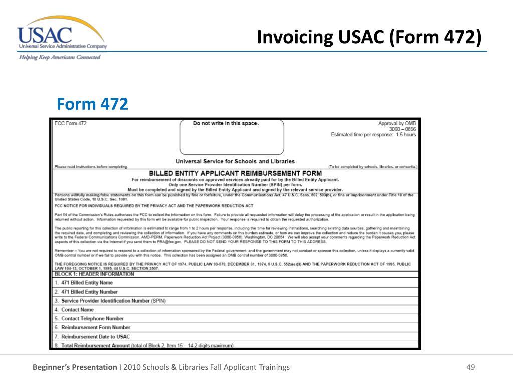 Form 472