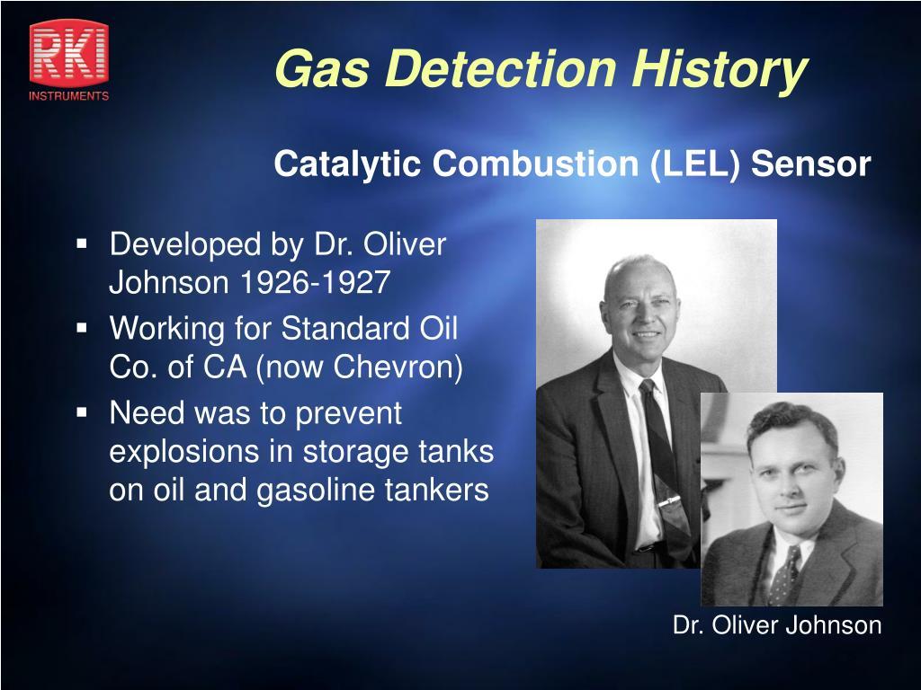 Catalytic Combustion (LEL) Sensor