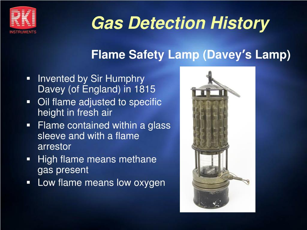 Flame Safety Lamp (Davey