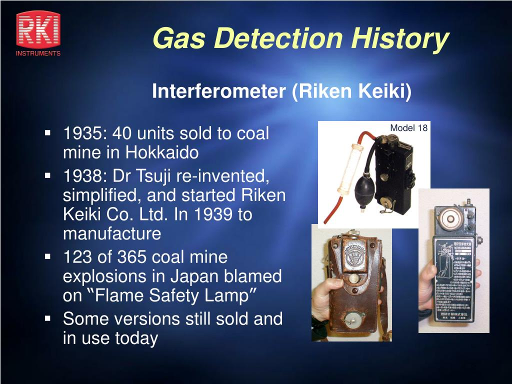 Interferometer (Riken Keiki)