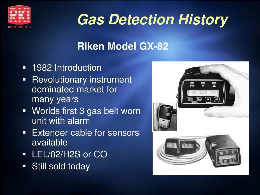 Riken Model GX-82