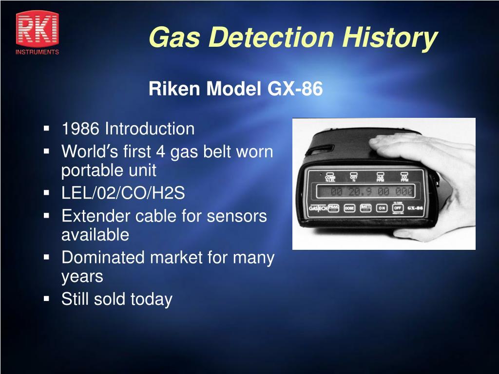 Riken Model GX-86