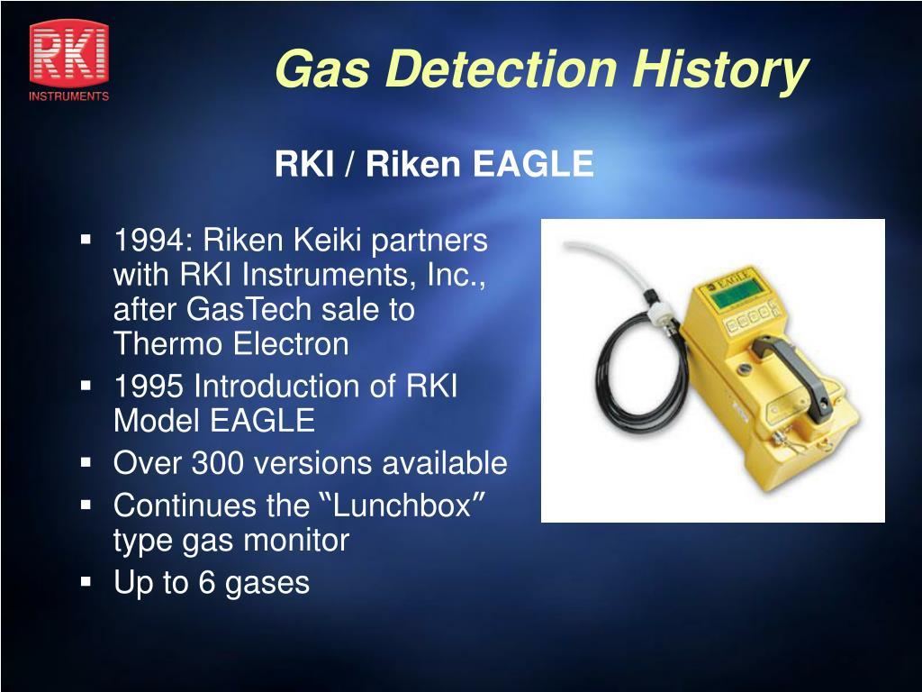 RKI / Riken EAGLE
