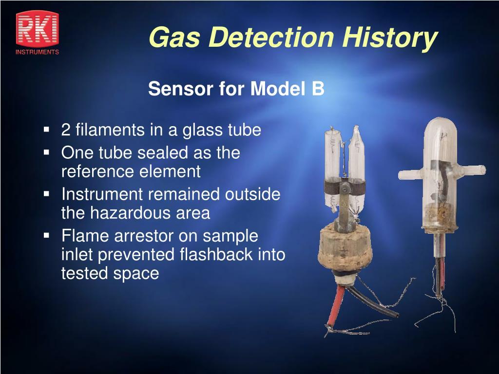 Sensor for Model B