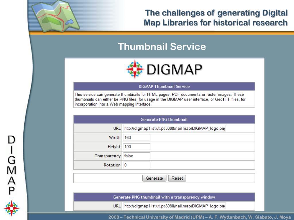 Thumbnail Service