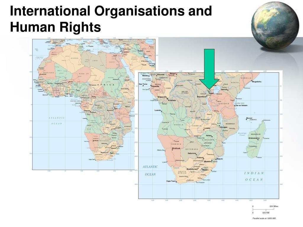 International Organisations and Human Rights