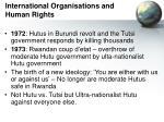 international organisations and human rights11