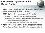 international organisations and human rights14