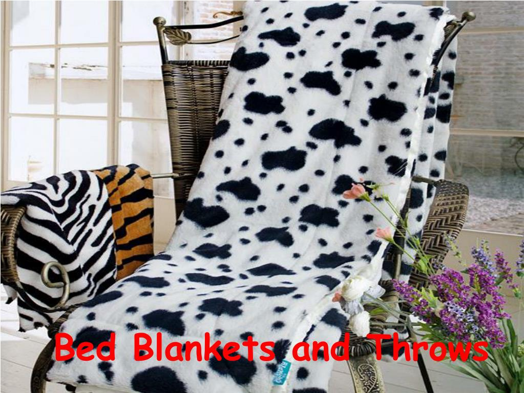 Bed Blankets and Throws