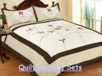quilt bedding sets