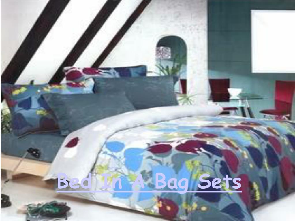 Bed In A Bag Sets