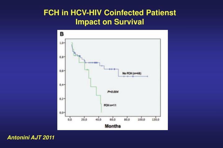 FCH in HCV-HIV