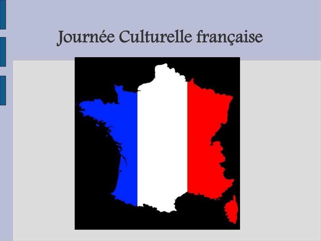 Journée Culturelle française