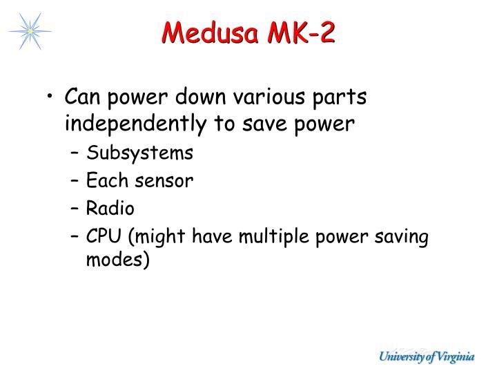 Medusa MK-2