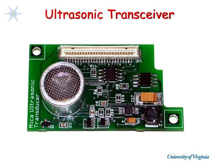 Ultrasonic Transceiver