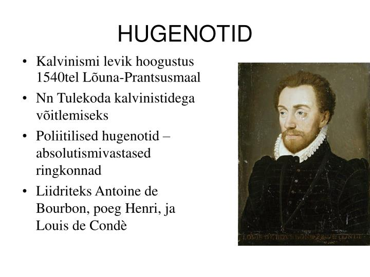 HUGENOTID