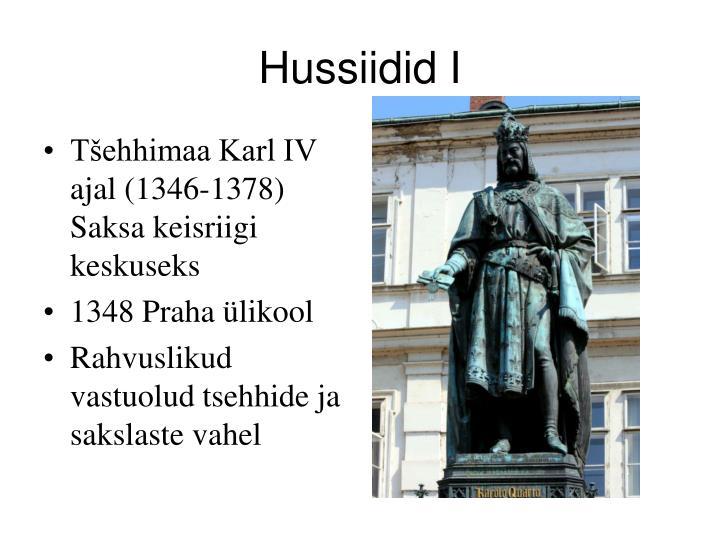 Hussiidid I