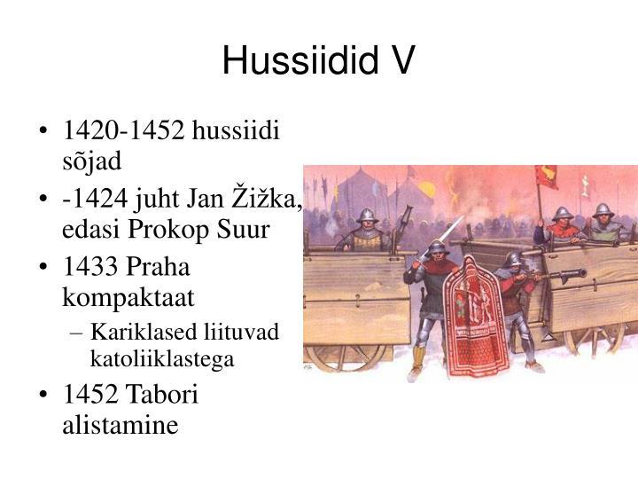 Hussiidid V