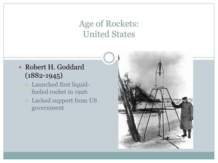 Age of Rockets: