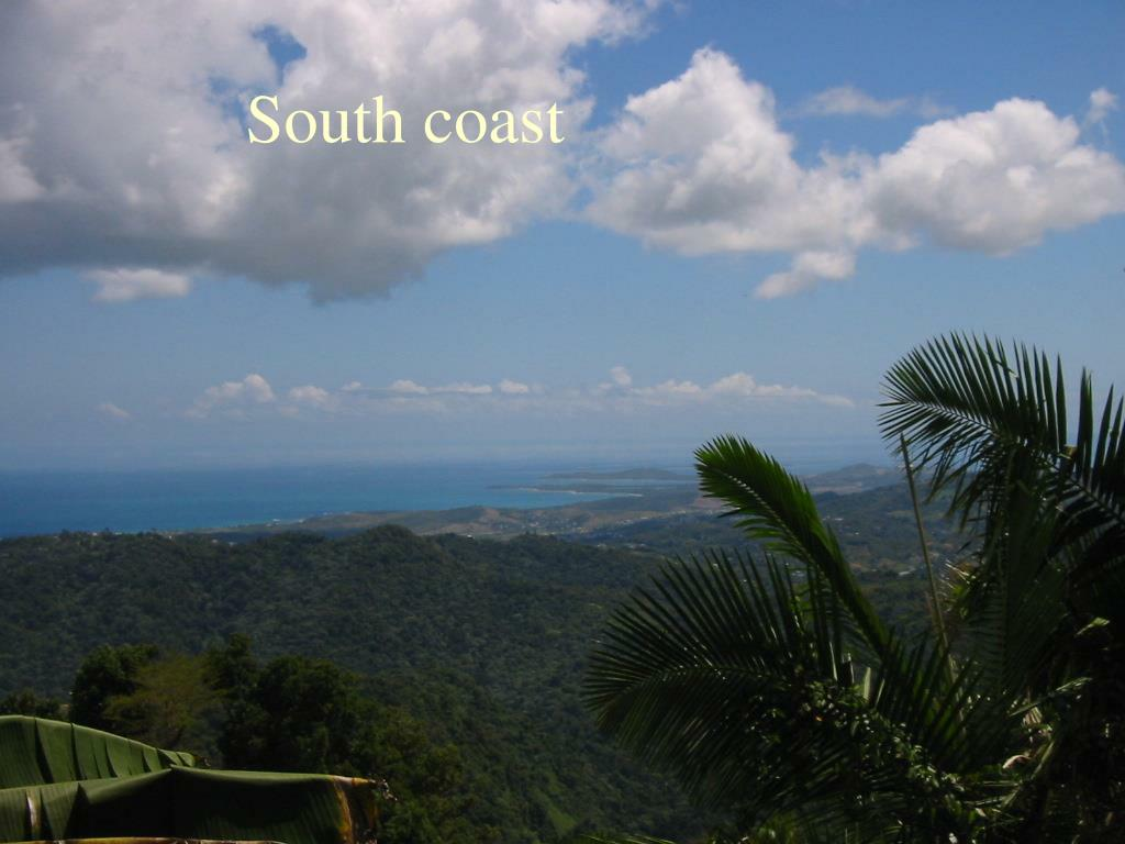 South coast