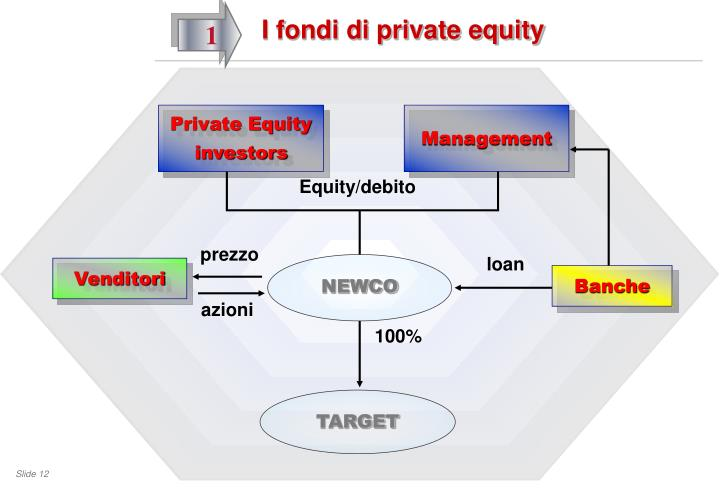Private Equity investors