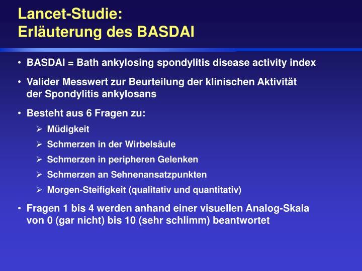 Lancet-Studie: