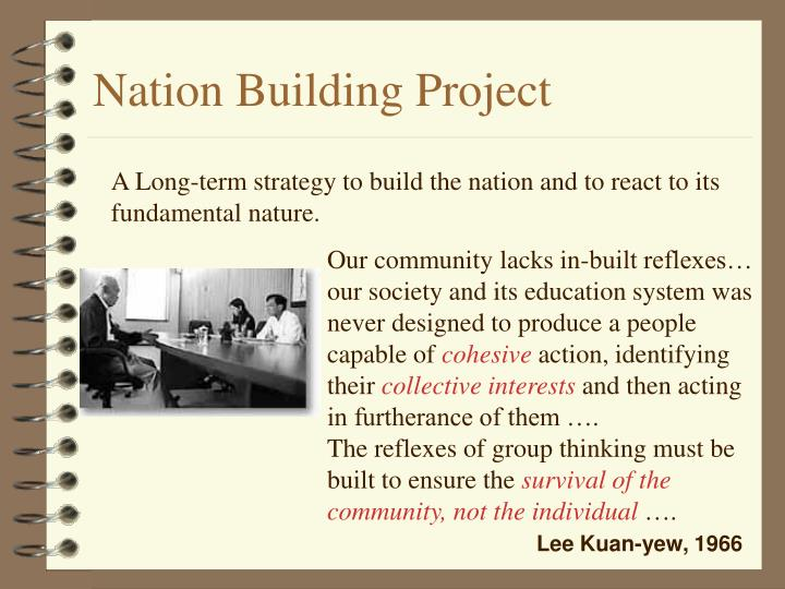 Nation Building Project