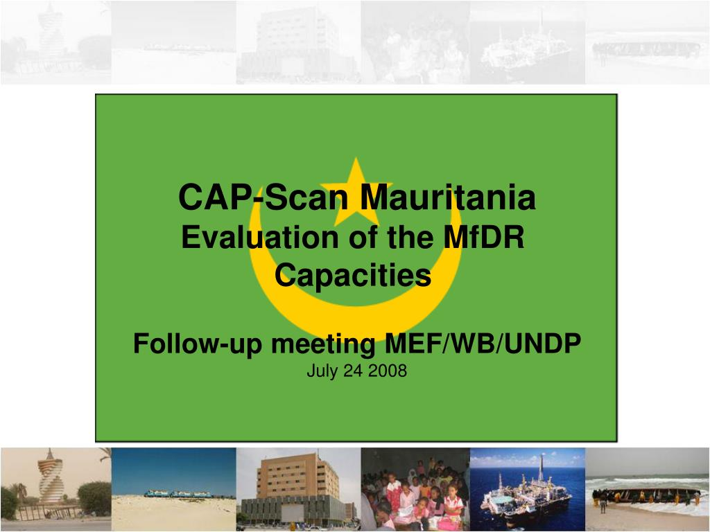 CAP-Scan Mauritania
