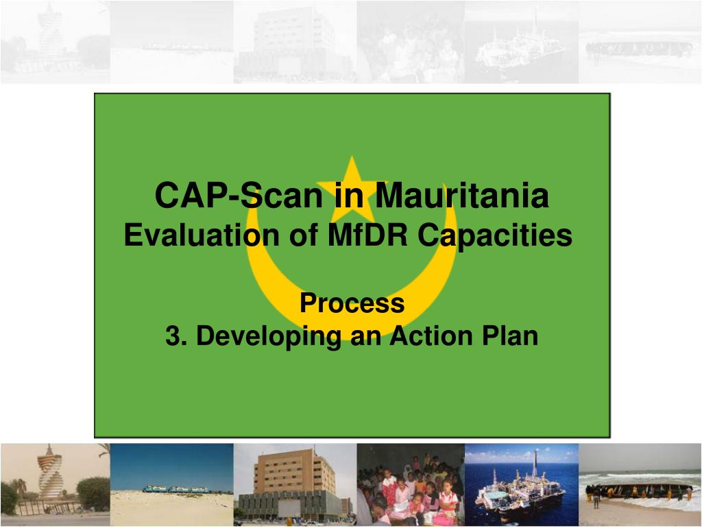CAP-Scan in Mauritania