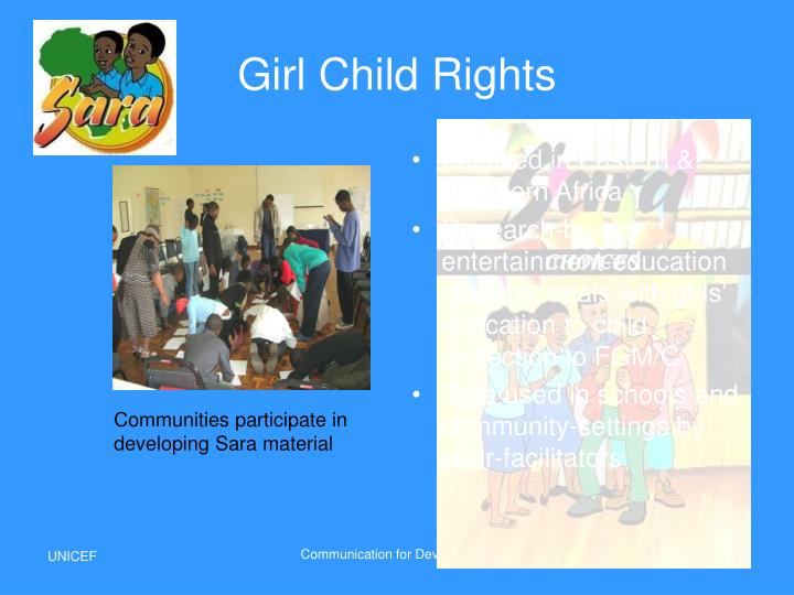 Girl Child Rights