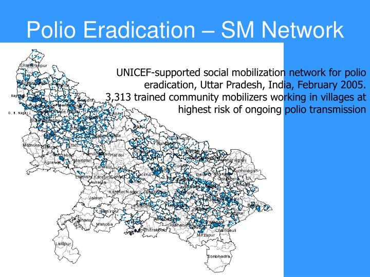 Polio Eradication – SM Network