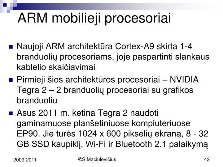 ARM mobili