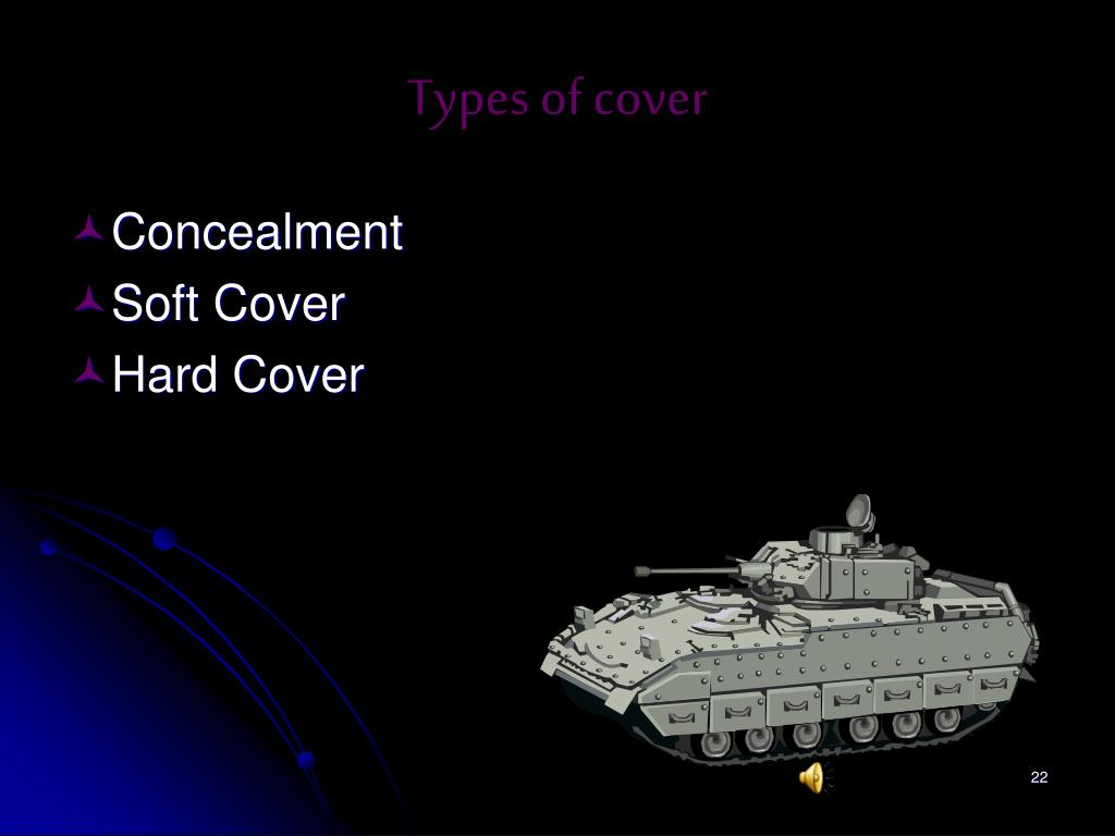 Types of cover