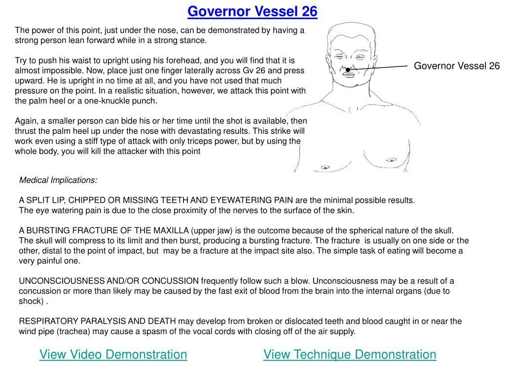 Governor Vessel 26