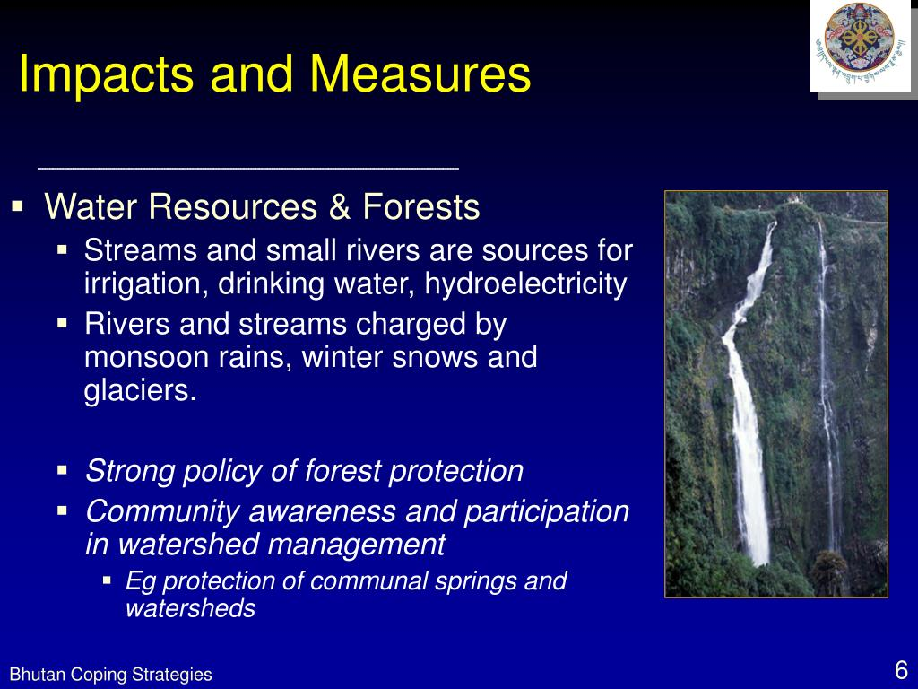 Impacts and Measures