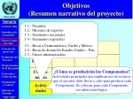 objetivos resumen narrativo del proyecto3