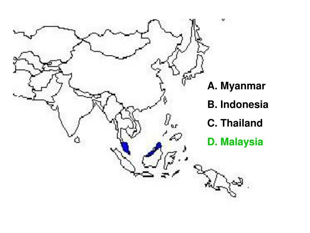 A. Myanmar