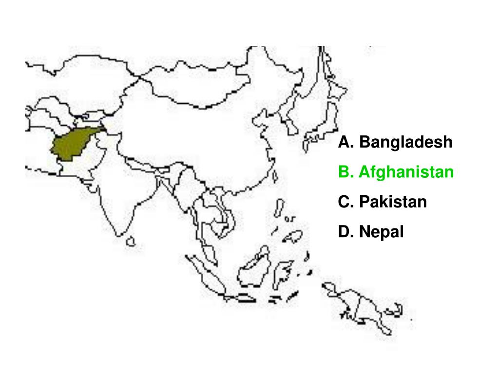 A. Bangladesh